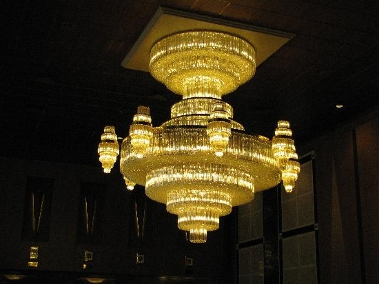 Hotel Chandelier Inside 2018 Hotel Chandelier – Picture Of Divani Caravel Hotel, Athens – Tripadvisor (View 4 of 10)