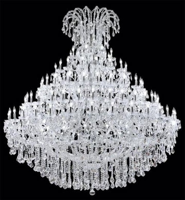 House Is To Accessories It With Chandeliers Throughout Well Known Expensive Crystal Chandeliers (View 5 of 10)
