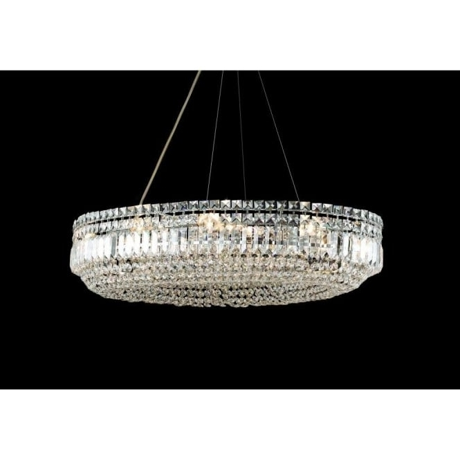 Impex Lighting Olovo Strass Lead Crystal Chandelier In Gold Finish For Latest Lead Crystal Chandelier (View 6 of 10)