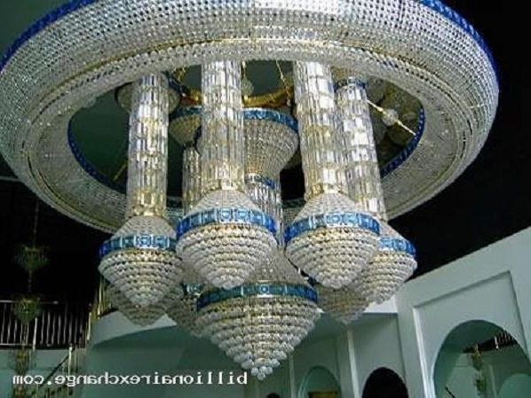 Incredible Chandeliers In The World The Most Expensive Crystal Pertaining To Most Recent Expensive Crystal Chandeliers (View 6 of 10)