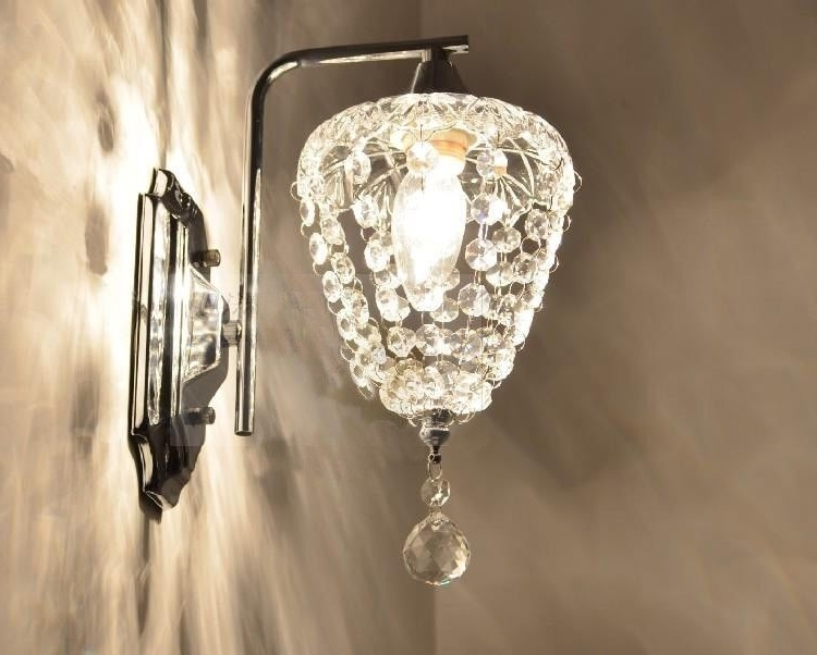 Iron Wall, Wall Sconces And Wall Mount In Latest Wall Mounted Bathroom Chandeliers (View 2 of 10)