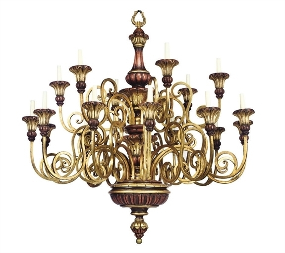 Italian Chandeliers Throughout Latest Italian Chandeliers – A New And Elegant Way Of Decorating Your House (Gallery 5 of 10)