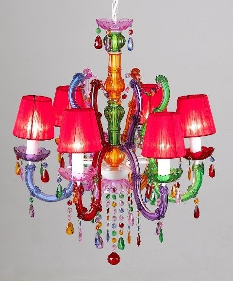 Large Shaded Gypsy Chandelier, Delicious Deco (Lighthing Chandelier Throughout 2017 Gypsy Chandeliers (View 6 of 10)