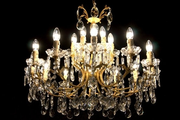 Latest Italian Chandelier Ac14 Regarding Italian Chandeliers (View 5 of 10)
