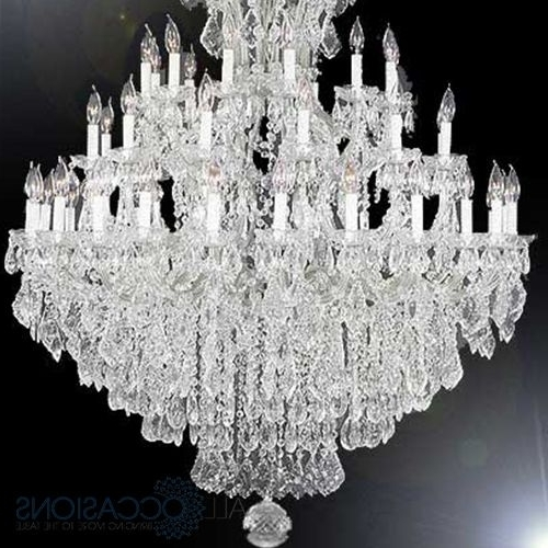 Latest Large Chandeliers For 40 Lovely Large Chandeliers – Light And Lighting  (View 6 of 10)