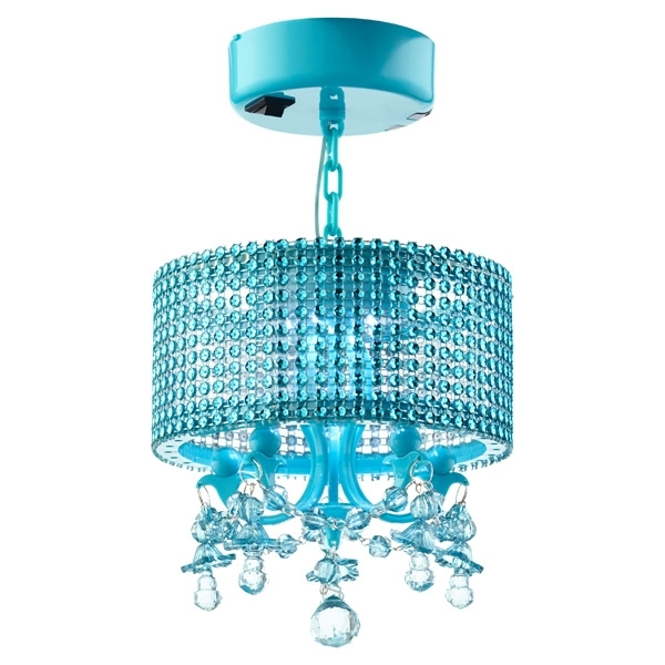 Latest Turquoise Locker Chandeliers Throughout Make Your Child's Locker Look Like It Was Fit For A Queen With Our (View 4 of 10)
