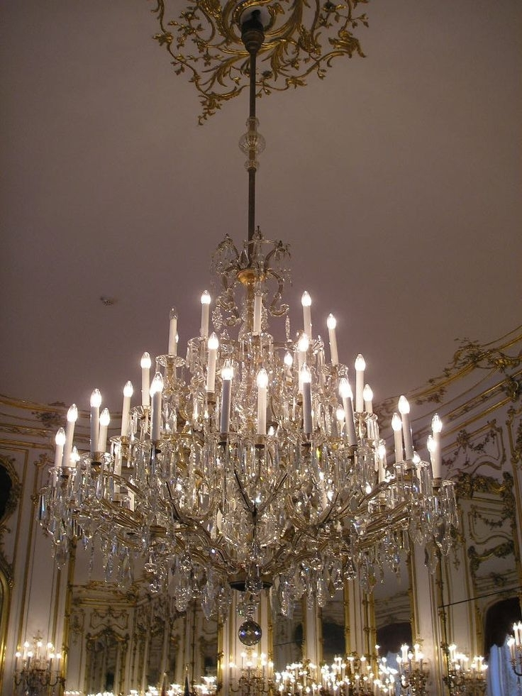 Latest Vienna Crystal Chandeliers Regarding 401 Best Chandeliers Images On Pinterest Crystal Pertaining To (View 3 of 10)