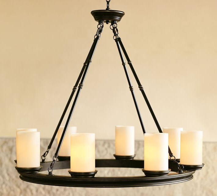Led Candle Chandeliers For Fashionable Home Design : Exquisite Led Candle Chandelier Cha Home Design Led (View 5 of 10)