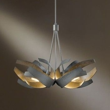 Light Fixtures Regarding Fashionable Modern Chandelier (View 3 of 10)