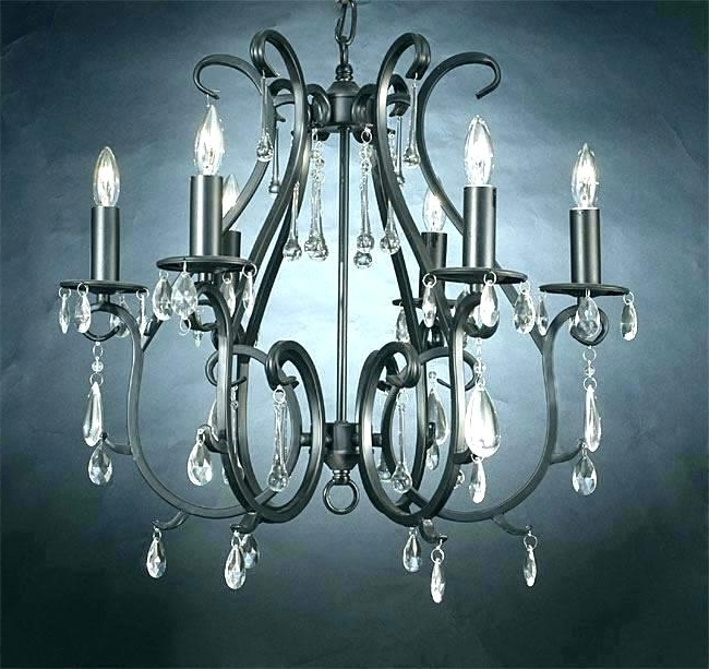 Metal Ball Candle Chandeliers Intended For Most Current Metal Ball Candle Chandelier Chandelier Designs Wrought Iron Candle (View 2 of 10)