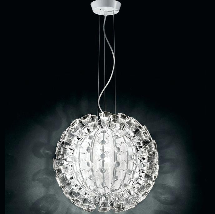 Metal Ball Chandelier Metal Ball Candle Chandelier – Englishedinburgh For Recent Metal Ball Candle Chandeliers (View 9 of 10)