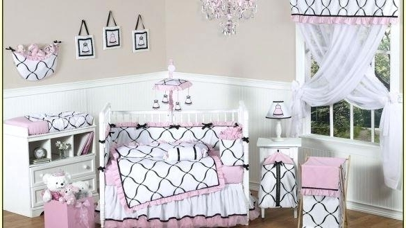 Mini Chandeliers For Girls Room Dreamy Pink Mini Chandelier With Regarding 2018 Mini Chandeliers For Nursery (View 7 of 10)