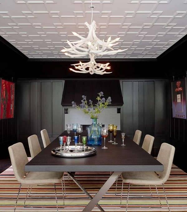 Modern Antler Chandelier Throughout Popular 15+ Antler Chandelier Designs, Ideas (View 5 of 10)