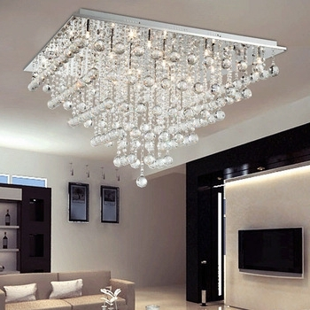 Modern Chandeliers For Low Ceilings Regarding Most Recent Chandelier For Low Ceiling Living Room – Ulsga (View 7 of 10)