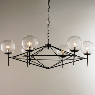 Modern Chandeliers Regarding Contemporary Shades Of Light Prepare 6 Pertaining To Best And Newest Contemporary Modern Chandeliers (View 8 of 10)