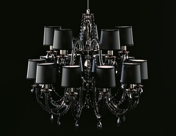 Modern Designer Italian Lighting & Fine Murano Chandeliers: Nella With Regard To Well Known Italian Chandeliers (View 6 of 10)