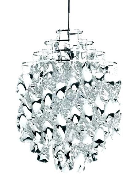 Modern Silver Chandelier As Well As Modern Silver Chandelier Silver Pertaining To Well Liked Modern Silver Chandelier (View 8 of 10)