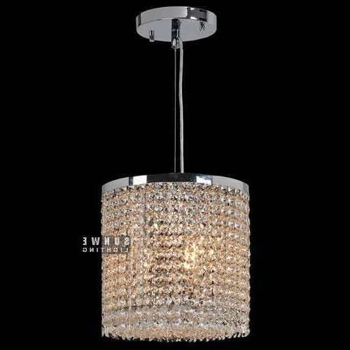 Modern Small Chandeliers Regarding Most Popular Round Metal Chandelier ,crystal Chandelier Mini , Small Modern (View 6 of 10)