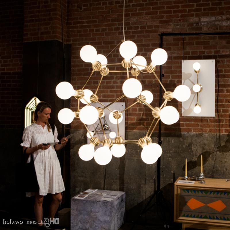 Featured Photo of Atom Chandeliers