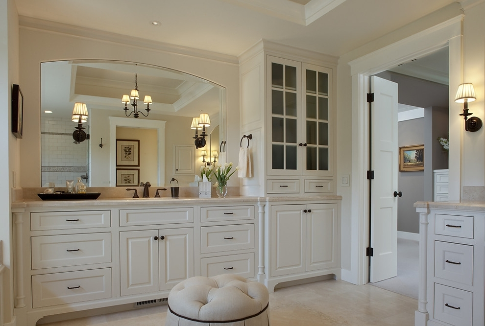 Featured Photo of Bathroom Lighting With Matching Chandeliers
