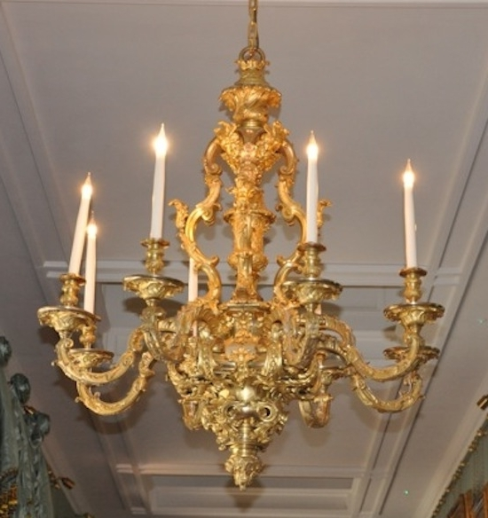 Most Current Chandelier (View 5 of 10)