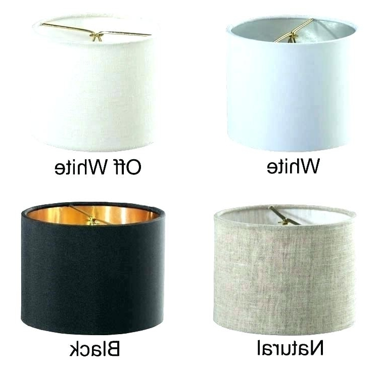 Most Current Drum Lamp Shades For Chandeliers Regarding Drum Shaped Lamp Shade Drum Chandelier Shades Chandeliers Chandelier (View 6 of 10)