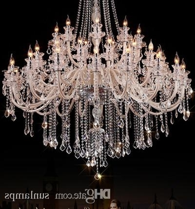 Featured Photo of Extra Large Chandelier Lighting