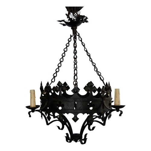 Most Current Latest Design Ideas For Gothic Chandelier Gothic Chandelier Best For Intended For Black Gothic Chandelier (View 8 of 10)