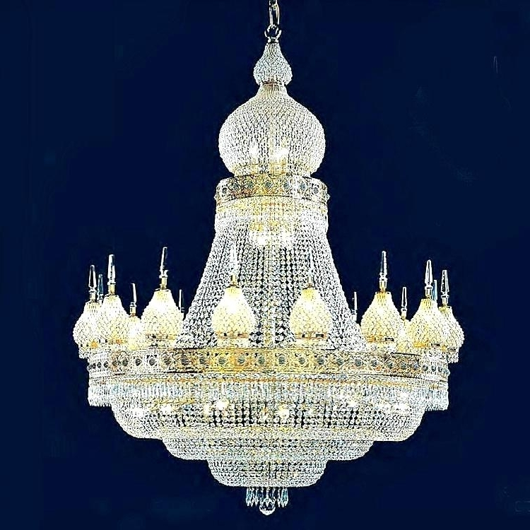 Most Expensive Chandelier In The World – Boscocafe With Favorite Expensive Chandeliers (View 8 of 10)