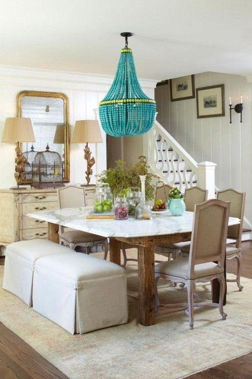 Most Popular 53 Best Beaded Chandelier Images On Pinterest (View 6 of 10)