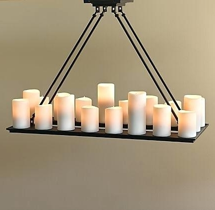 Most Popular Hanging Candelabra Chandeliers In Hanging Candle Chandelier – Neutralduo (View 5 of 10)