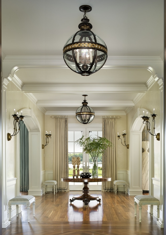 Most Popular Small Hallway Chandeliers Intended For So Easy Transform Your Space With These Lighting Tricks From For (View 4 of 10)