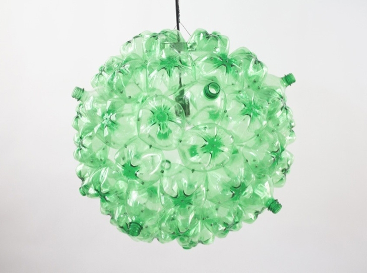 Most Popular Turquoise Bubble Chandeliers Within Souda Bubble Chandelier « Inhabitat – Green Design, Innovation (View 4 of 10)