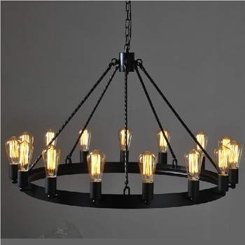 Most Popular Vintage Wrought Iron Chandelier Throughout Vintage Wrought Iron Candle Bulb Chandelier – Buy Candle Chandelier (View 4 of 10)