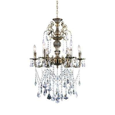 Most Recent Chandelier Accessories For No Additional Accessories – Crystal – Chandeliers – Lighting – The (View 6 of 10)