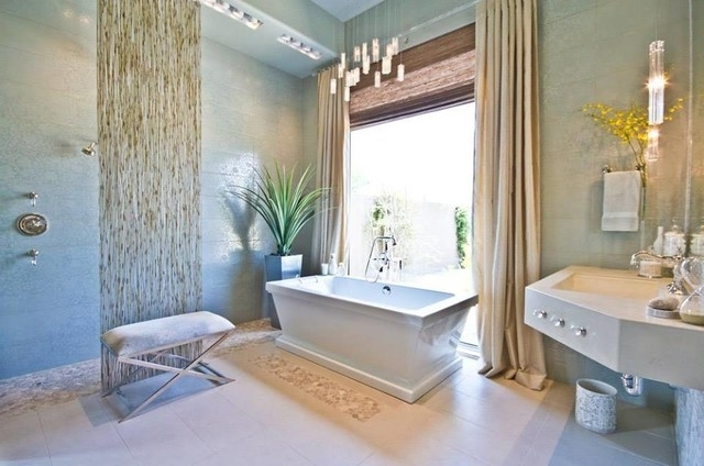 Featured Photo of Modern Bathroom Chandeliers