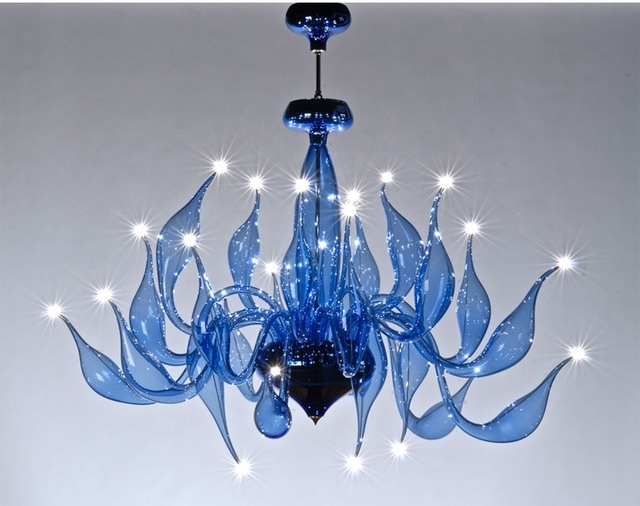 Most Recent Murano Chandelier Throughout Italy Swan Chandelier Modern Murano Chandeliers Creative Art Glass (View 6 of 10)