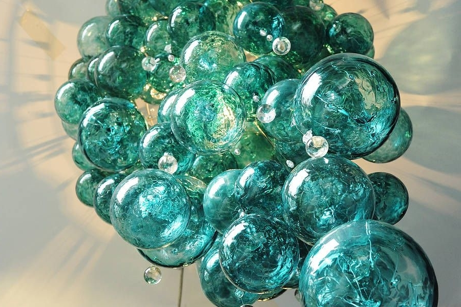 Most Recent Turquoise Bubble Chandeliers In Original Roast Pics Karen For Website 132 900×599 Pixels (View 5 of 10)