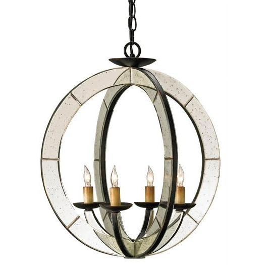 Most Recently Released Antique Mirror Chandelier In Mirror Panels Round Candle Chandelier (View 7 of 10)