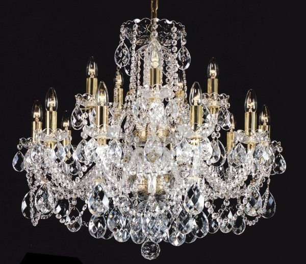 Featured Photo of Expensive Crystal Chandeliers
