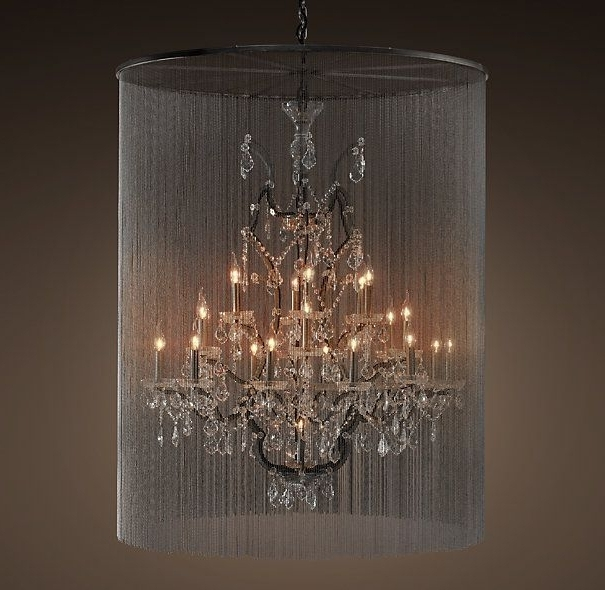 Most Recently Released Florian Crystal Chandeliers Within Florian Crystal Chandelier – Musethecollective (View 9 of 10)