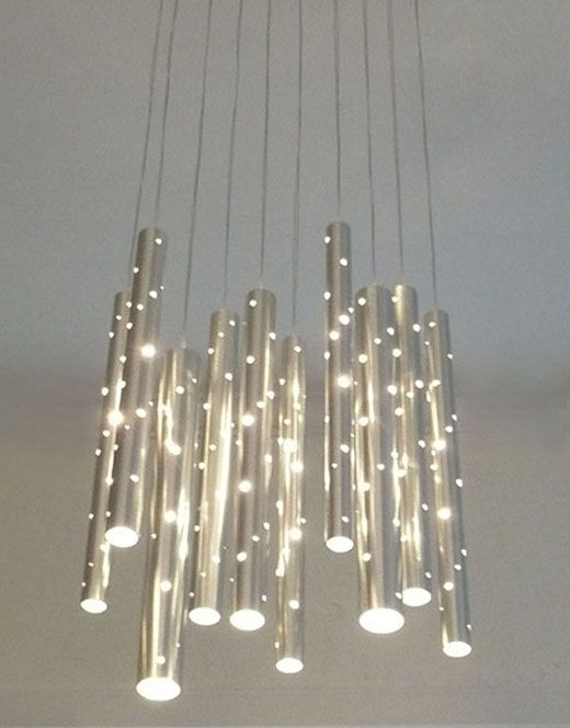 Most Recently Released Modern Chandeliers (View 7 of 10)