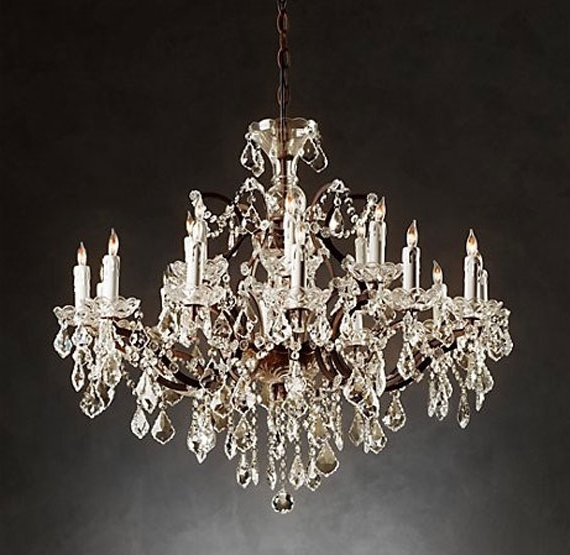 Most Up To Date Beautiful Chandelier Designs (68 Modern Examples) Regarding Beautiful Chandelier (View 5 of 10)