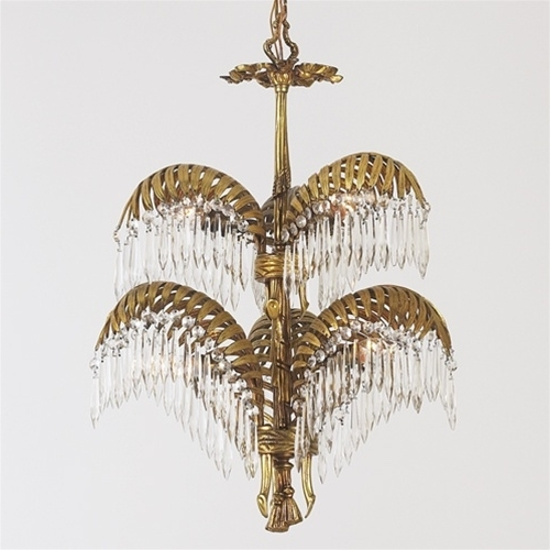 Most Up To Date Chandeliers Vintage Regarding Vintage Chandelier (View 3 of 10)