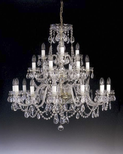 Most Up To Date Cool Traditional Crystal Chandeliers Traditional Crystal Chandelier For Traditional Crystal Chandeliers (View 3 of 10)