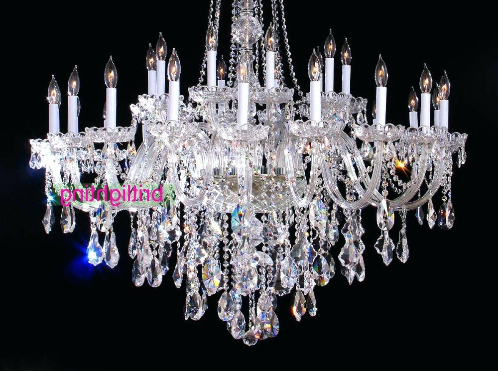 Most Up To Date Extra Large Chandeliers Inside House : Extra Large Chandelier Buy With Crystal Pendants Big (View 7 of 10)