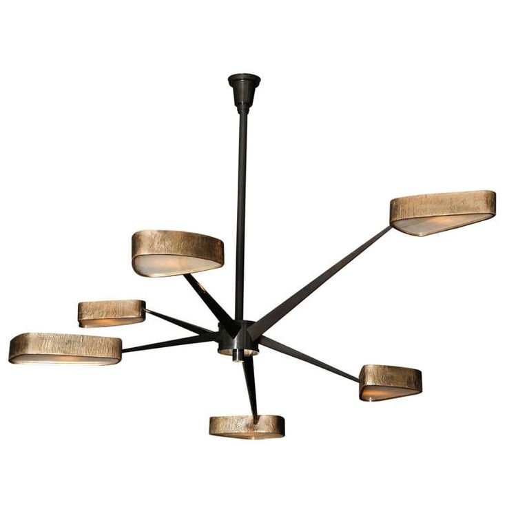 Most Up To Date Modern Bronze Chandelier – Buzzmark With Bronze Modern Chandelier (View 7 of 10)