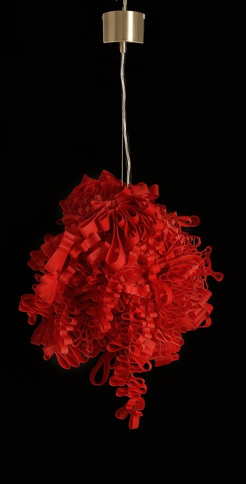 Most Up To Date Modern Red Chandelier Inside Cad And Bim Object Zenith Clear And Red Chandelier L Baccarat – Home (View 6 of 10)