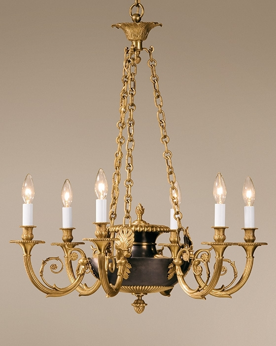Most Up To Date Old Brass Chandelier In Chandelier – Antique Brass And Antique Bronze Chandelier (View 7 of 10)