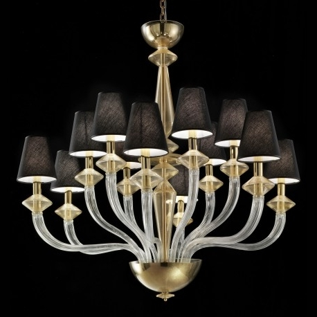 "Murano Chandelier Within Preferred Keira"" Murano Glass Chandelier – Murano Glass Chandeliers (View 7 of 10)"
